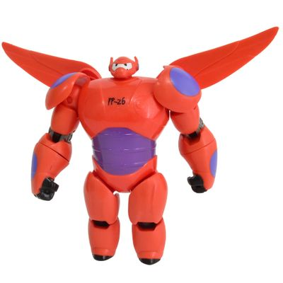 Boneco-de-Acao---Big-Hero-6-Disney---10-cm---Baymax---Sunny