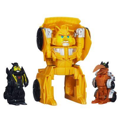 Telepods-Angry-Birds-Transformers---Lancador-Bumblebee---Hasbro
