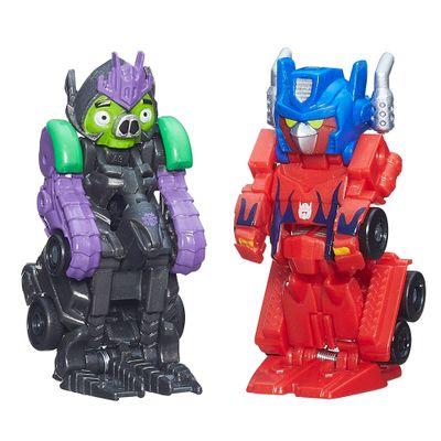 Pista-de-Corrida-Telepods-Angry-Birds-Transformers---Optimus-Prime---Hasbro
