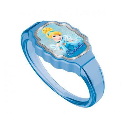 Bracelete---Princesas-Disney---Cinderela---Yellow