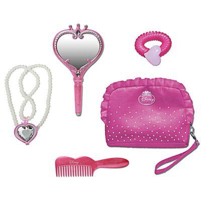 Bolsa-Itens-de-Beleza---Princesas-Disney---Colar-e-Espelho---Yellow-2
