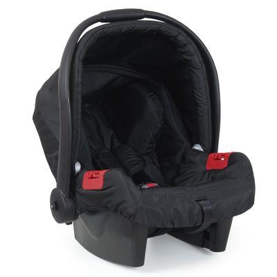 Bebê Conforto De 0 à 13 Kg - Touring Evolution Preto - Burigotto