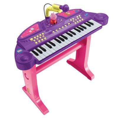 Teclado-Musical---Peppa-Pig---Multikids