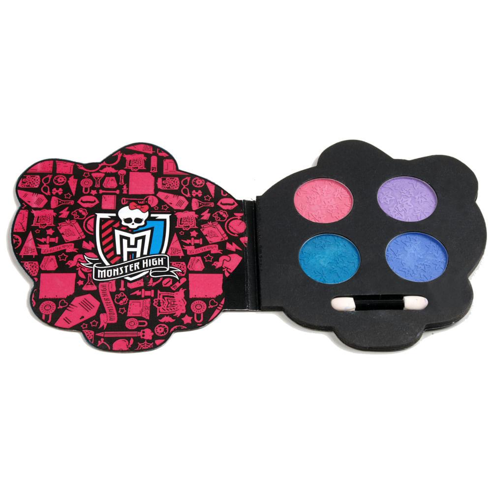 Estojo de Maquiagem Blush - Monster High - 4 Cores - Candide