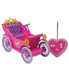 Carruagem-Magica-com-Controle-Remoto---Princesas-Disney---Candide