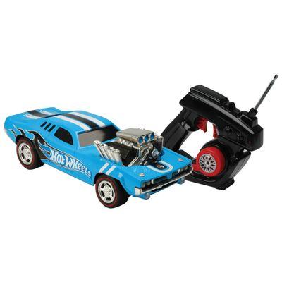 Carro de Controle Remoto - Hot Wheels - Rodger Dodger - Candide