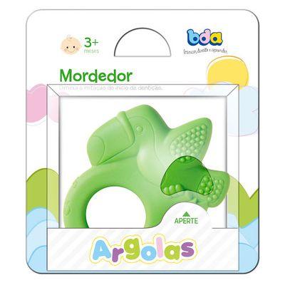 Mordedor Argola Tucano Verde - Toyster
