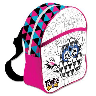 Mochila-Furby-para-Colorir---Rock-Star-Rosa---Conthey