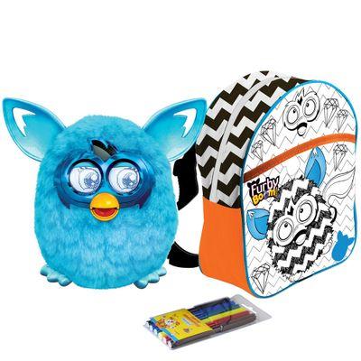 kit-pelucia-interativa-furby-boom-azul-favorito-hasbro-mochila-furby-para-colorir-rock-star-laranja