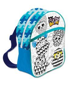 Mochila-Furby-para-Colorir---Furby-Boom-Azul---Conthey