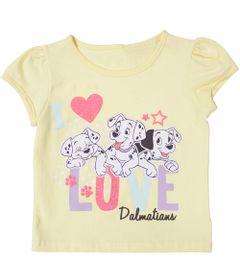 54213-Blusa-Dalmatas---Cotton-Amarelo---Disney