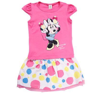 25831-Conjunto-Minnie---Algodao-e-Elastano-Rosa---Disney-Conjunto