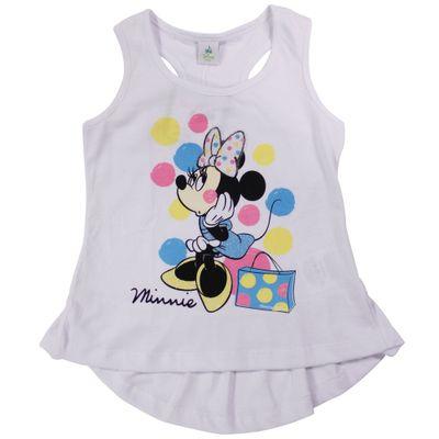 25834-Blusa-Minnie---Algodao-Branco---Disney-Frente