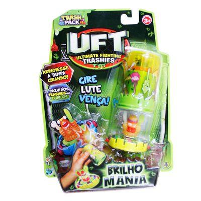 Trash Pack - UFT Brilho Mania - Comidas Tragadas 2 - DTC