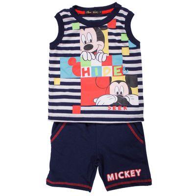 500516-Conjunto-Mickey---Blusa-e-Short-Algodao-Marinho---Disney-Conjunto