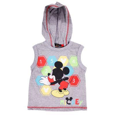 500513-Camiseta-Mickey---Algodao-e-Poliester-Mesclado---Disney