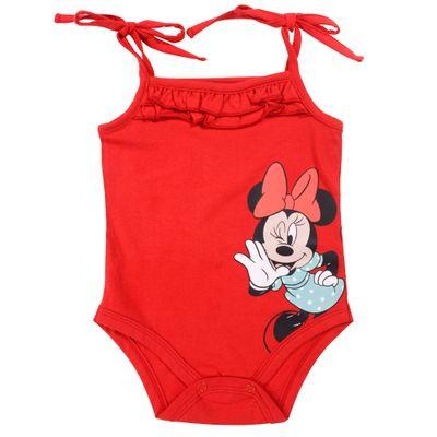 21468-Body-Minnie---Meia-Malha-Vermelho---Disney