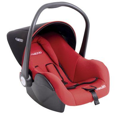 Bebê Conforto De 0 à 13 Kg - Casulo Avulso - Vermelho - Kiddo