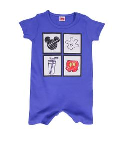 21482-Macaquinho-Mickey---Suedine-Azul-Royal---Disney---P