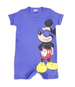 21489-Macaquinho-Mickey---Suedine-Azul-Royal---Disney---P