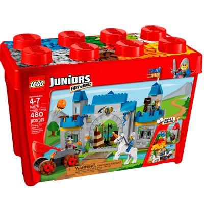 10676---LEGO-Juniors---Castelo-de-Cavaleiros-Embalagem