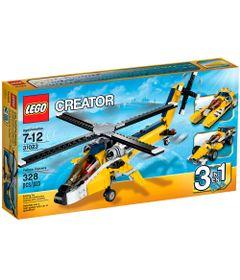 Embalagem-31023---LEGO-Creator---Veiculos-Amarelos-de-Competicao