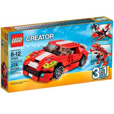 Embalagem-31024---LEGO-Creator---Potencia-Rugidora