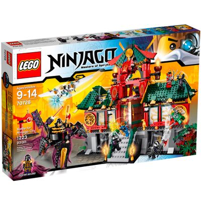 70728---LEGO-Ninjago---Combate-por-Ninjago-City-Embalagem