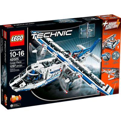 42025---LEGO-Technic---Aviao-de-Carga-Embalagem