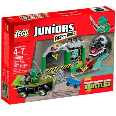 10669---LEGO---Juniors---Toca-das-Tartarugas-Embalagem