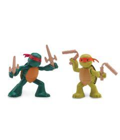 Boneco-Tartarugas-Ninja---Pack-Rapahel-e-Michelangelo---Multikids