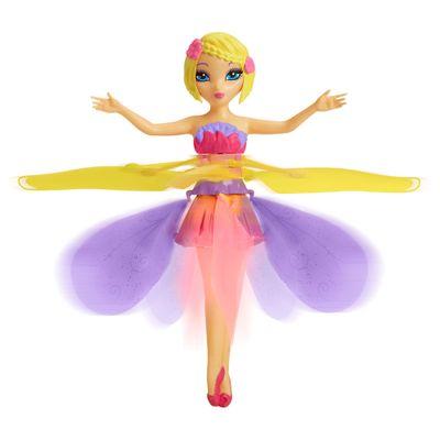 Fada-Voadora-Flutterbye-Amarelo---Multikids