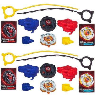 Kit-Piao-Beyblade---Archer-Griffin-vs-Ronin-Dragoon---Hasbro