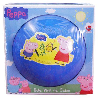 Bola-de-Vinil-Decorada---Peppa-Pig---Lider
