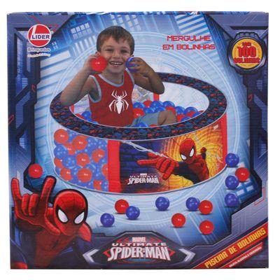 Piscina-de-Bolinhas---Spider-Man---Lider