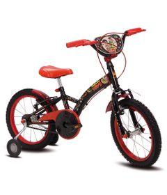 Bicicleta-Verden-Kids---Aro-16---Preto-e-Vermelha---Verden-Bikes