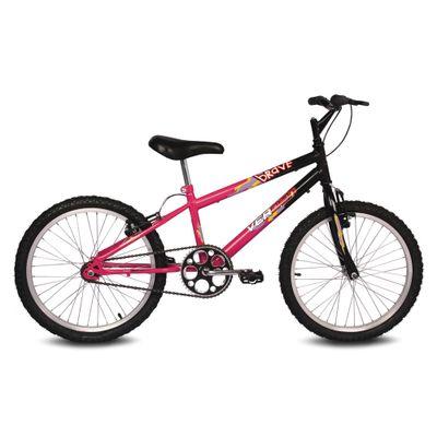 Bicicleta-Brave---Aro-20---Preto-e-Pink---Verden-Bikes