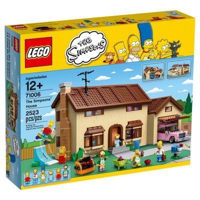 71006---LEGO-Os-Simpsons---A-Casa-dos-Simpsons