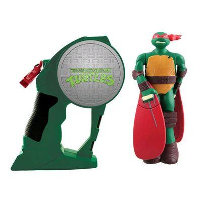 Boneco-e-Lancador-Flying-Heroes-Raphael