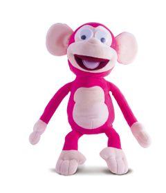 Macaco-de-Pelucia-Fufris---Rosa---New-Toys
