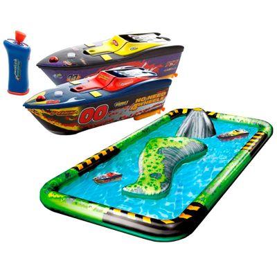 Playset Deluxe - Aqua Racers 2 - Multikids