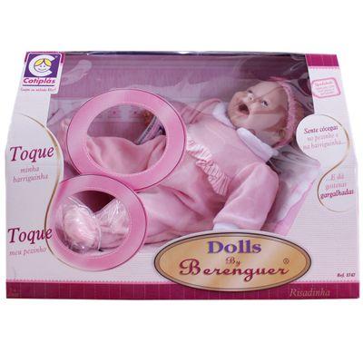 Boneca-Risadinha-Rosa---Dolls-By-Berenguer---Cotiplas