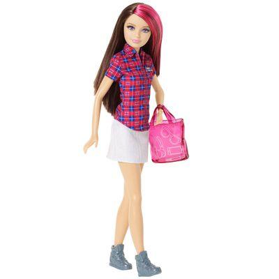 Boneca Barbie Family - Irmã - Três é Demais - Skipper - Mattel