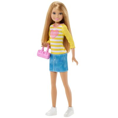 Boneca Barbie Family - Irmã - Três é Demais - Stacie - Mattel