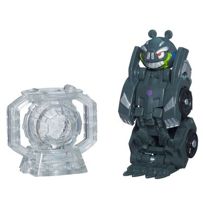 Figura Telepods Angry Birds Transformers - Lockdown Pig - Hasbro