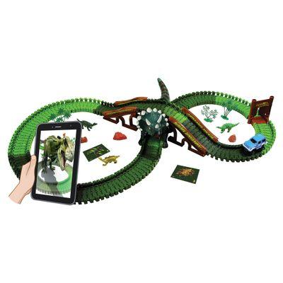 Pista Interativa Dino Mundi Jurassic Adventures - Toys Talk