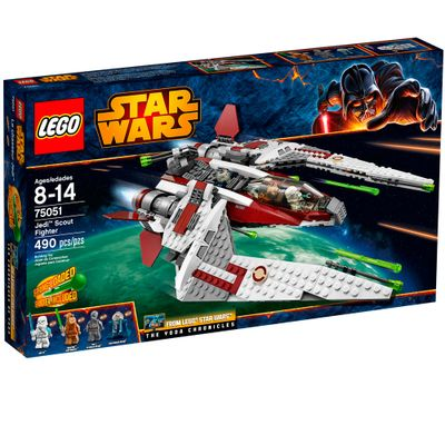 75051---LEGO-Star-Wars---Jedi-Scout-Fighter-2