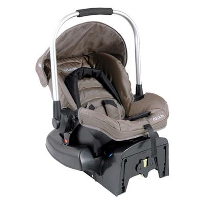 Bebê Conforto De 0 à 13 Kg Caracol - Marrom - Kiddo