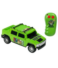 Carro-de-Controle-Remoto-Ben-10-B-Hummer-27MHz-Candide