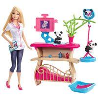 CGH89-Boneca-Barbie-Tratadora-de-Pandas-Mattel